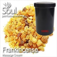 Massage Cream Frankincense - 1000g