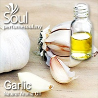 Natural Aroma Oil Garlic - 50ml