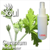 Herbal Water Geranium - 120ml