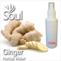 Herbal Water Ginger - 120ml