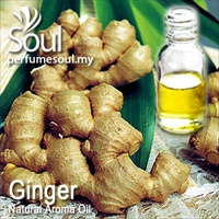 Natural Aroma Oil Ginger - 50ml