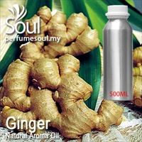 Natural Aroma Oil Ginger - 500ml