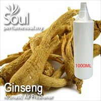 Aromatic Air Freshener Ginseng - 1000ml