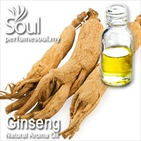 Natural Aroma Oil Ginseng - 50ml