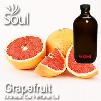 Grapefruit Aromatic Car Perfume Oil - 500ml