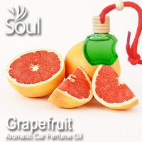 Grapefruit Aromatic Car Perfume Oil - 8ml