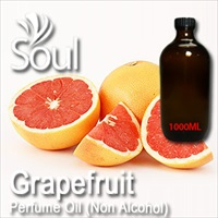 Perfume Oil (Non Alcohol) Grapefruit - 1000ml