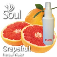 Herbal Water Grapefruit - 120ml