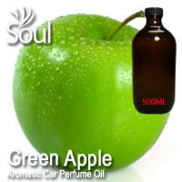 Green Apple Aromatic Car Perfume Oil - 500ml