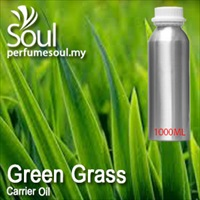 Virgin Carrier Oil Green Grass - 1000ml