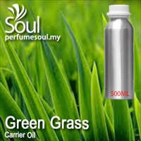 Virgin Carrier Oil Green Grass - 500ml
