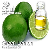 Pure Essential Oil Lemon - Green Lemon - 10ml