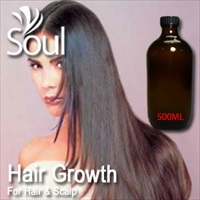 Essential Oil Hair Growth - 500ml