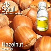Virgin Carrier Oil Hazelnut - 100ml
