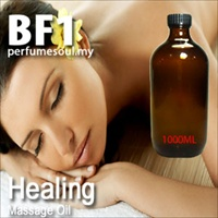 Massage Oil Healing - 1000ml