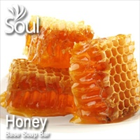 Base Soap Bar Honey - 1kg