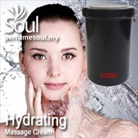 Massage Cream Hydrating - 1000g