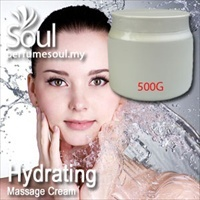 Massage Cream Hydrating - 500g