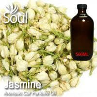 Jasmine Aromatic Car Perfume Oil - 500ml