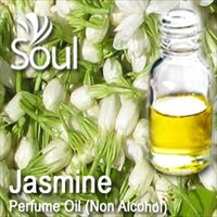 Perfume Oil (Non Alcohol) Jasmine - 50ml