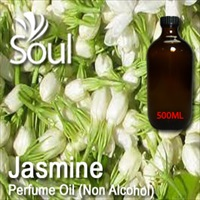Perfume Oil (Non Alcohol) Jasmine - 500ml