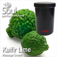 Massage Cream Kaffir Lime - 1000g