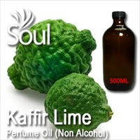 Perfume Oil (Non Alcohol) Kaffir Lime - 500ml
