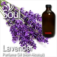 Perfume Oil (Non Alcohol) Lavender - 500ml