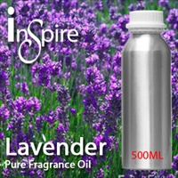 Pure Essential Oil Lavender - 500ml