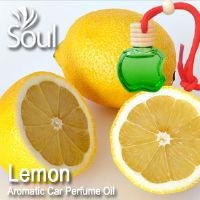 Lemon Aromatic Car Perfume Oil - 8ml