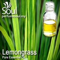 Pure Essential Oil Lemongrass - 10ml