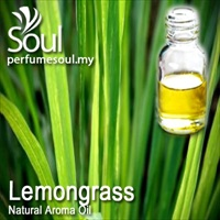 Natural Aroma Oil Lemongrass - 50ml