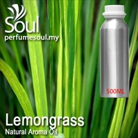 Natural Aroma Oil Lemongrass - 500ml