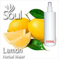 Herbal Water Lemon - 500ml