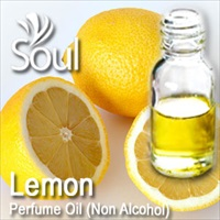 Perfume Oil (Non Alcohol) Lemon - 50ml