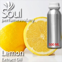 Pure Essential Oil Lemon - Yellow Lemon - 50ml