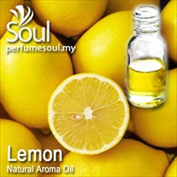 Pure Essential Oil Lemon - Yellow Lemon - 10ml