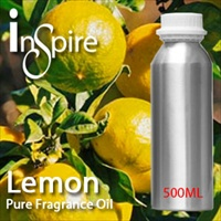Pure Essential Oil Lemon - Yellow Lemon - 500ml