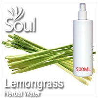 Herbal Water Lemongrass - 500ml