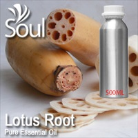 Pure Essential Oil Lotus Root - 500ml