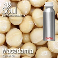 Virgin Carrier Oil Macadamia - 1000ml