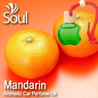 Mandarin Aromatic Car Perfume Oil - 8ml