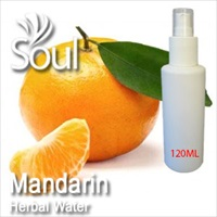 Herbal Water Mandarin - 120ml
