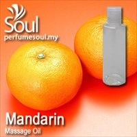 Massage Oil Mandarin - 200ml