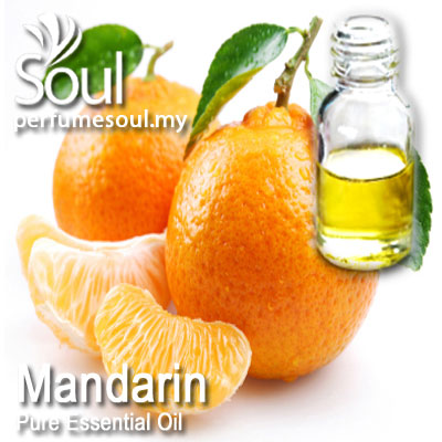 Pure Essential Oil Mandarin - 50ml