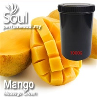 Massage Cream Mango - 1000g