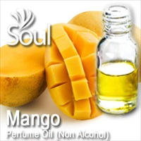 Perfume Oil (Non Alcohol) Mango - 50ml