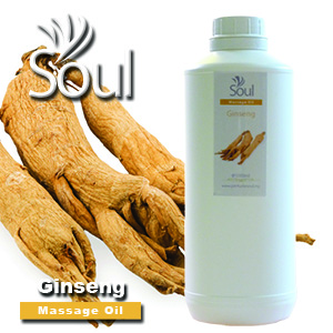 Massage Oil Ginseng - 1000ml
