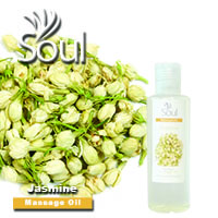 Massage Oil Jasmine - 200ml