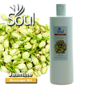 Massage Oil Jasmine - 500ml